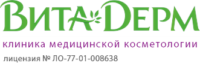 Логотип ВитаДерм