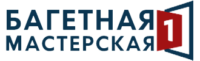 Логотип Багетная мастерская №1