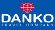 Логотип Данко Трэвел Компани
