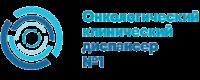 Логотип Онкологического клинического диспансера № 1