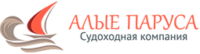 Логотип Алые Паруса