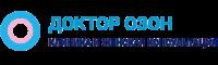 Логотип ДОКТОР ОЗОН