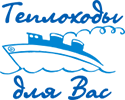 Логотип Теплоходы для Вас