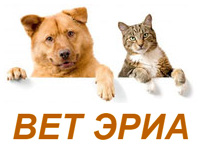 Логотип ВЕТ ЭРИА